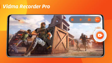 Create Funny Gameplay Videos with Vidma Screen Recorder!
