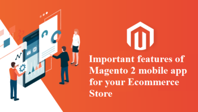 Important Features of Magento 2 Mobile App for Your Ecommerce Store